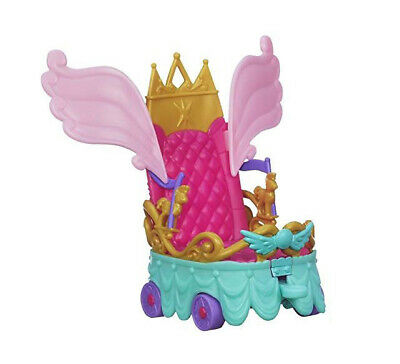 My Little Pony Princess Celebration Car W/ Wings Winged Carriage Toy Car ONLY • 4.95£