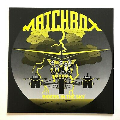 Matchbox - Riders In The Sky - 1976  Vinyl Record Album LP ROCKHOUSE PRESSING +  • 12.99£
