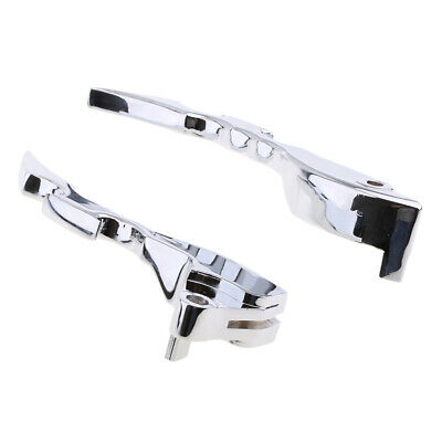 $33.68 • Buy Chrome Brake Clutch Hand Levers Control For For Suzuki Boulevard M109R 09-13