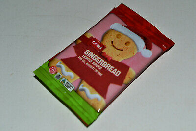$5.20 • Buy Coles Little Shop Xmas Series Gingerbread Man FREE POSTAGE Many More Available