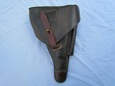 Case/Holster Of Luger P08 Model 1943 WW2 • 228.13£