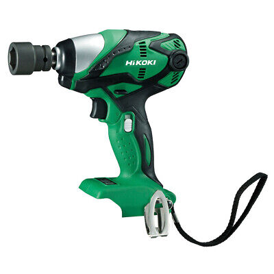 HiKOKI WR18DSDL 18V Li-ion Cordless 12.7mm Impact Wrench Body Only • 97£