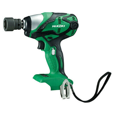 Hitachi & HiKOKI WR18DSDL 18V Li-ion Cordless 12.7mm Impact Wrench Body Only • 102£