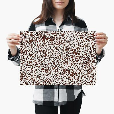 A3| Appaloosa Cowhide Horse Pattern - Size A3 Poster Print Photo Art Gift #3046 • 8.99£