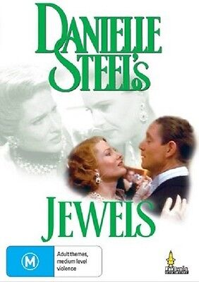 DANIELLE STEEL'S JEWELS (Annette O'Toole) -  DVD - UK Compatible - New & Sealed • 8.99£