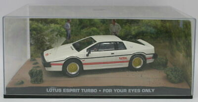 $ CDN57.99 • Buy Fabbri 1/43 Scale Diecast - Lotus Esprit Turbo - For Your Eyes Only