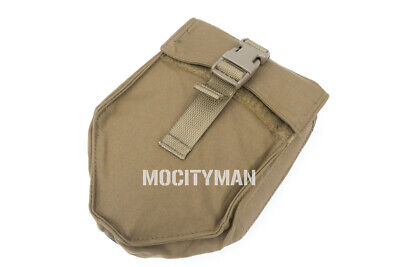 $22.50 • Buy TAG Coyote E-Tool Pouch Carrier Fits Gerber Military Entrenching Shovel USA Made