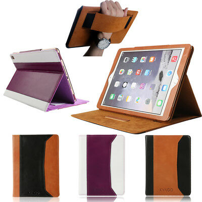 $15.99 • Buy Real Leather Folio Ipad Pro Case Cover With BT Keyboard For IPad Pro 12.9  2015