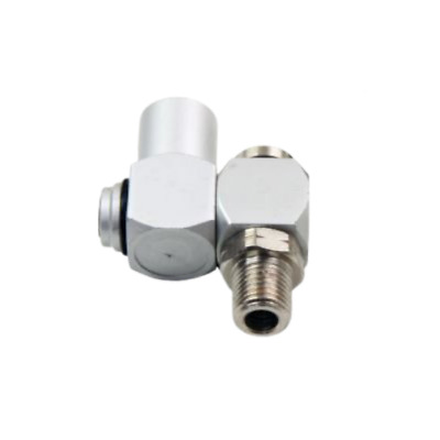 Z Swivel Air Connector 1pc Set 1/4 Inch BSP Compressed Air Line Ends BERGEN 8143 • 5.95£