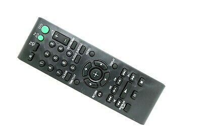 £6.99 • Buy BUDGET Remote Control For Sony DVP-SR760H DVD Player