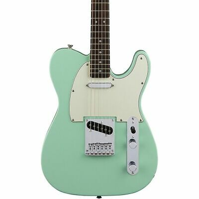 $ CDN377.64 • Buy Limited Edition Electric Guitar Bullet Telecaster Surf Green Squier New With FS