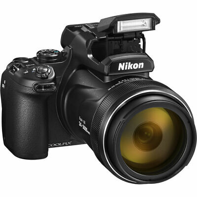 AU1161.40 • Buy Nikon COOLPIX P1000 Digital Camera Black VV