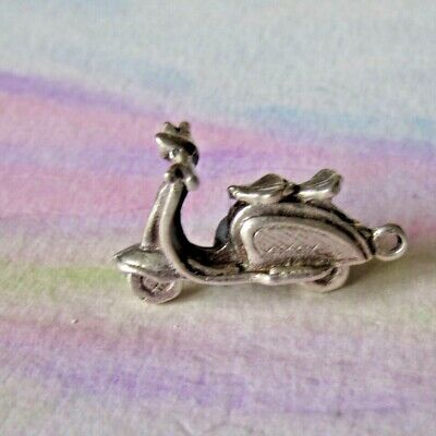 £14 • Buy Vintage Silver Scooter Charm