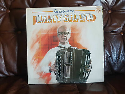 £1 • Buy Jimmy Shand – The Legendary Jimmy Shand (LP)