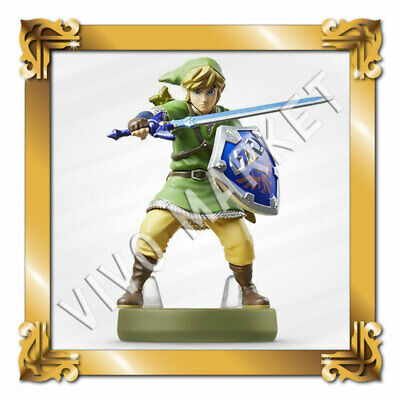 AU40.84 • Buy Japan Nintendo Amiibo Link  The Legend Of Zelda ( Skyward Sword ) Figure