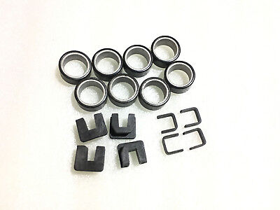 $66 • Buy Primary Clutch Weight Roller Sliders And Spacers Yamaha GRIZZLY 660 2002-2008
