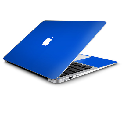$14.98 • Buy Skin Wrap For Macbook Air 11 Inch  Solid Blue