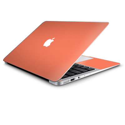$14.98 • Buy Skin Wrap For Macbook Air 11 Inch  Solid Salmon Color