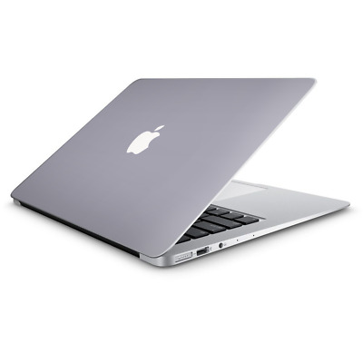 $14.98 • Buy Skin Decal Wrap For Macbook Air 13 Inch 13  - Solid Gray