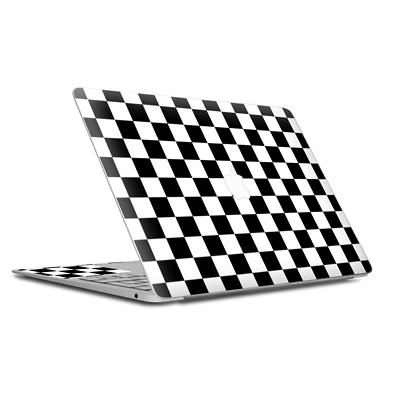 $15.98 • Buy Skin Decal Wrap For MacBook Air Retina 13 Inch - Checkerboard, Checkers