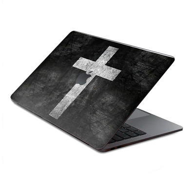 $16.98 • Buy Skins Wrap For MacBook Pro 15 Inch Retina Touch  The Cross