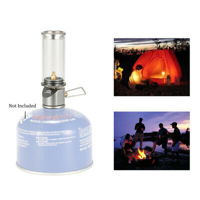 £14.29 • Buy BRS Lamp Light Butane Gas Light Lantern Outdoor Use Only For Camping Picnic UK
