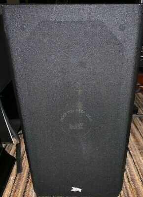 $350 • Buy M&K MX70 Subwoofer Powered Black !!REAL COLLECTORS PIECE!!