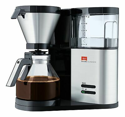 View Details Melitta Aroma Drip Filter Coffee Maker With Glass Jug - RRP £99.99 • 79.95£