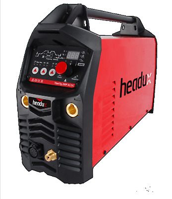 £1194 • Buy Headux AC DC TIG Welder 200A Pulse With 5 Year Warranty And Foot Pedal! Next Day