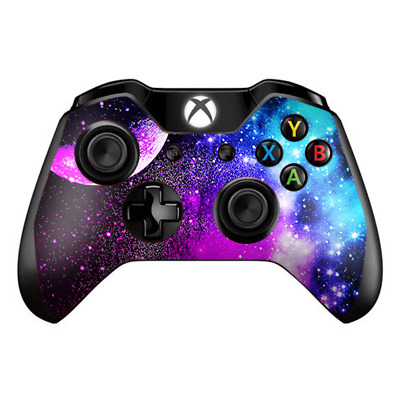 $9.98 • Buy Skins Decal Wrap For Xbox One / One S Controller Galaxy Fluorescent