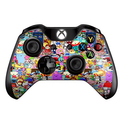 $9.98 • Buy Skins Decal Wrap For Xbox One / One S Controller Sticker Collage