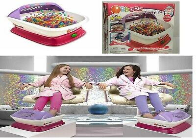 AU112.50 • Buy Orbeez Massage Luxury Foot Spa Ages 5+ Toy Girls Boys Play Game Funky Bouncy Fun