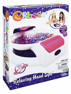AU59.50 • Buy Orbeez Relaxing Hand Spa Massage Ages 5+ Toy Girls Boys Play Game Funky Bouncy