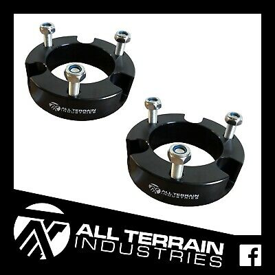 AU77.85 • Buy Ati 18mm Strut Spacers - Nissan D40 D23 Np300 Navara 2005-current Lift Kit