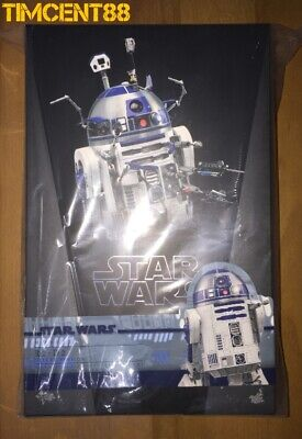 $ CDN371.59 • Buy Ready Hot Toys MMS511 Star Wars R2-D2 Deluxe Version R2D2 1/6 Figure New
