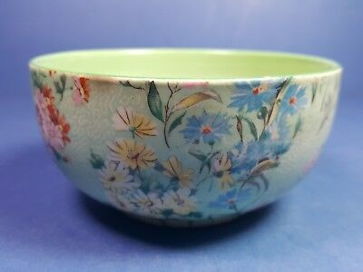 Small Vintage Shelley China Melody Chintz Bowl / Dish     • 16.65£
