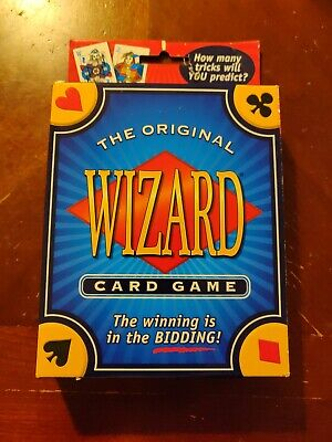 Wizard Card Game: The Ultimate Game Of Trump! (Game) • 10.10$