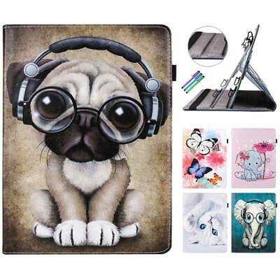 AU12.72 • Buy 360 Rotating Leather Case Cover For Samsung Galaxy Tab A E 3 4 S S2 S3 S4 S5e S6
