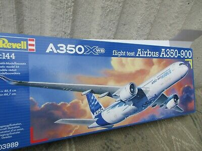 Revell 1/144th Scale Airbus A350-900 Model Kit # 03989 • 33.84£