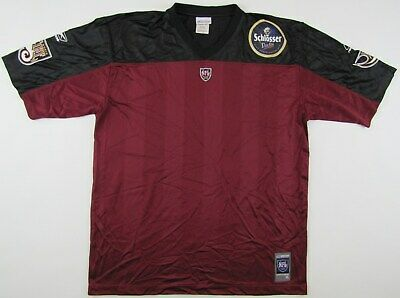 $ CDN46.32 • Buy Rhein Fire NFL World League Of American Football Reebok Jersey Shirt Vintage 90s