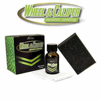 $24.99 • Buy Gold Label Detailing Wheel And Caliper 5 Year Ceramic Coating 15ml,  9H Hardness