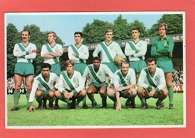 Crossing Schaerbeek Football Team Belgium Pc Unused T970 • 9£
