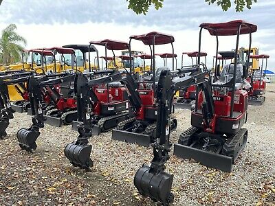 AU15900 • Buy 2020 14hp Yanmar Engine 1.2t Mini Excavator Stock In Sydeny Melbourne Brisban Sa