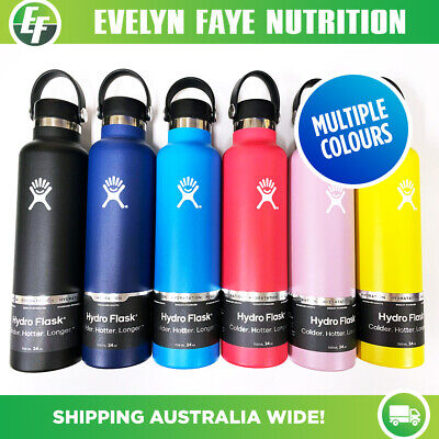 $39.57 • Buy HYDRO FLASK 24 Oz Standard Mouth Insulated Water Bottle | Colder. Hotter. Longer