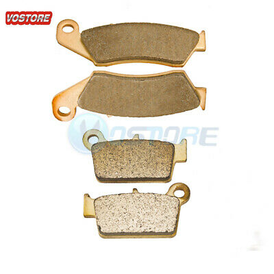 $18.35 • Buy F+R Brake Pads Fit 2003-2007 04 05 Yamaha YZ125 YZ250 YZ250F YZ450F Competition