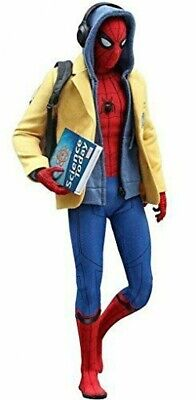 $ CDN1466.07 • Buy Movie Masterpiece 'Spider-Man: Homecoming' 1/6 Scale Spider-Man With B MMS426