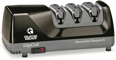 $159.99 • Buy M12 Knife Sharpener 3-stage Sharpening With Precise Angle Control Guide Gear NEW