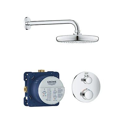 £384.96 • Buy Grohe Grohtherm Perfect Shower Set With Tempesta 210