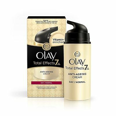 AU14.18 • Buy Olay Total Effects 7 In 1 Anti-Aging Day/Normal Cream - 20 Gram