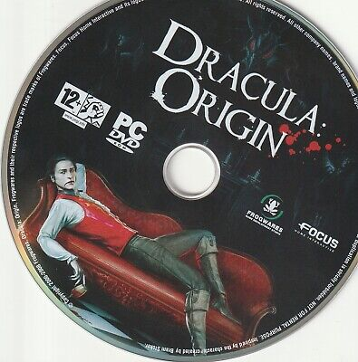 AU8 • Buy Pc Game - Dracula Origin (Disk & Manual Only)